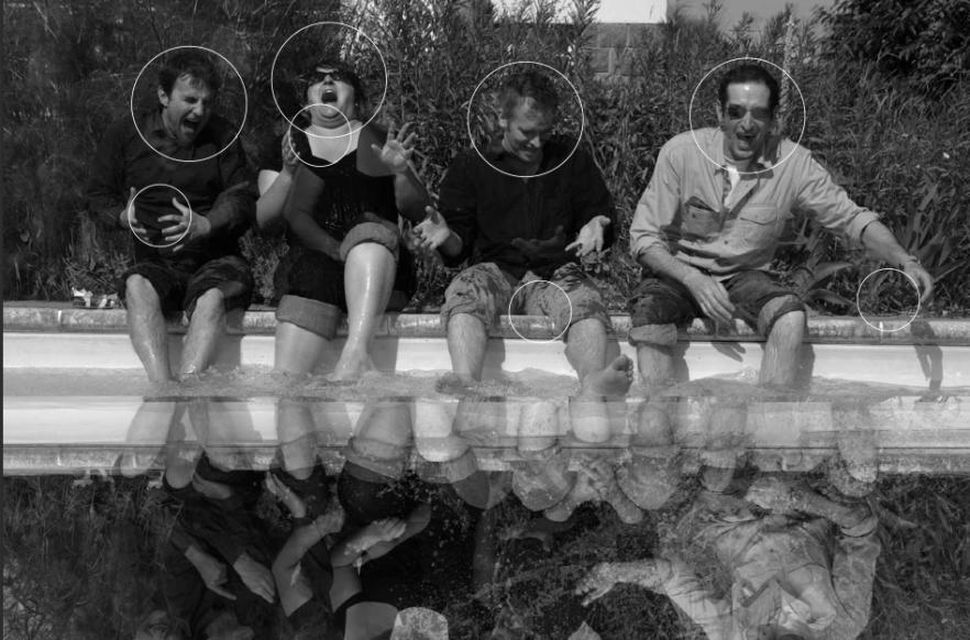 La Bande à Grimaud Achille / Alexandra/Nicolas/Bruno