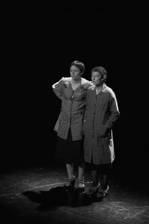 Mise en Scène Ariane Burési