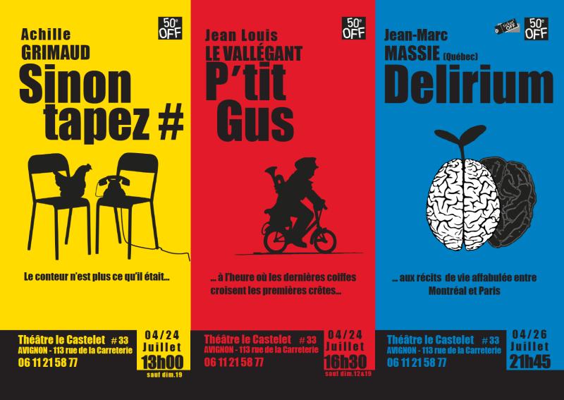 Avignon OFF // Flyer