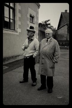 Monsieur Jean et le maître d'école